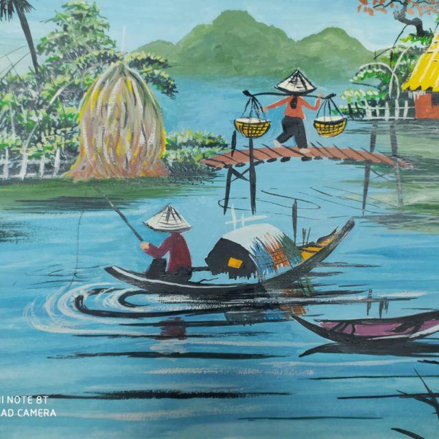 Объявлены победители V конкурса «Я рисую Вьетнам — Я рисую Россию»
