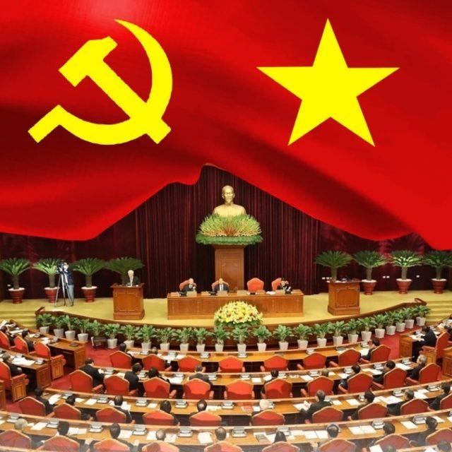 Поздравления XIII Съезду Компартии Вьетнама