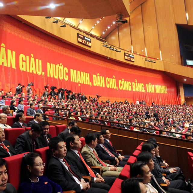 К закрытию XIII СЪЕЗДА Компартии Вьетнама