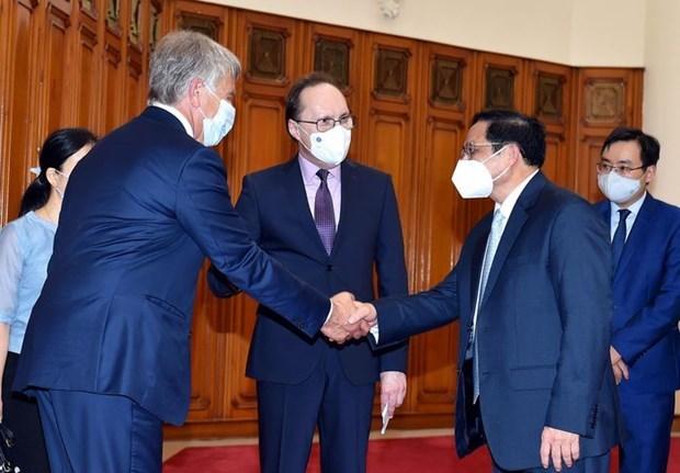 Геннадий Бездетко — новоназначенный посол России во Вьетнаме